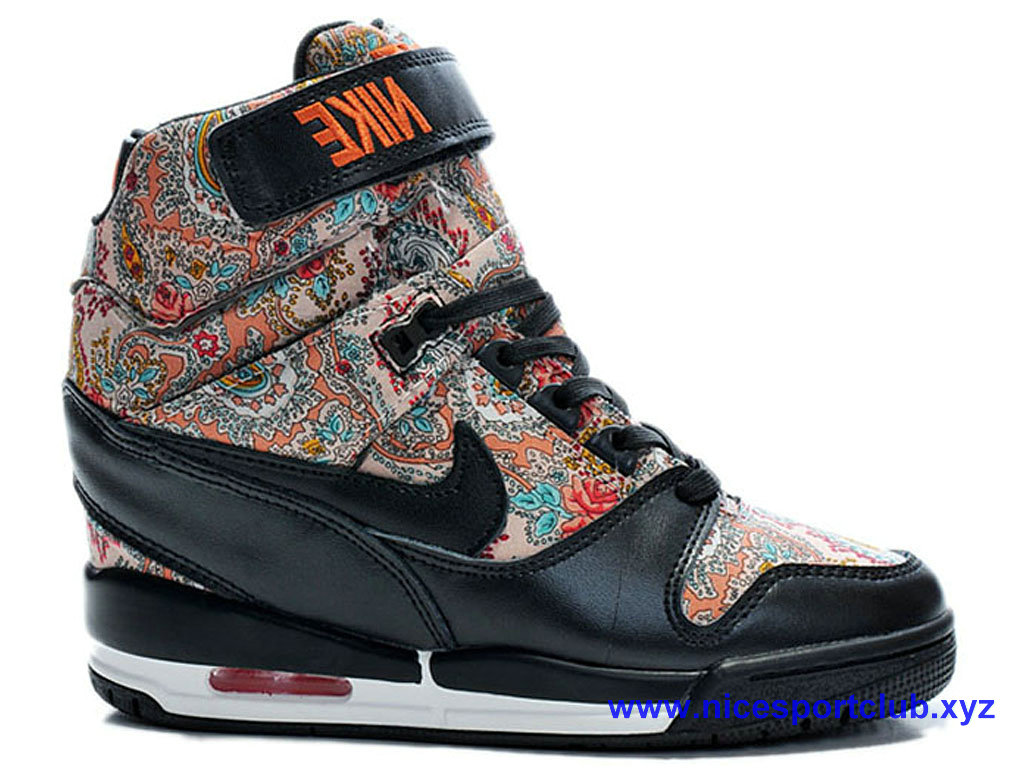Chaussures Nike Wmns Air Revolution Sky Hi Femme Nice