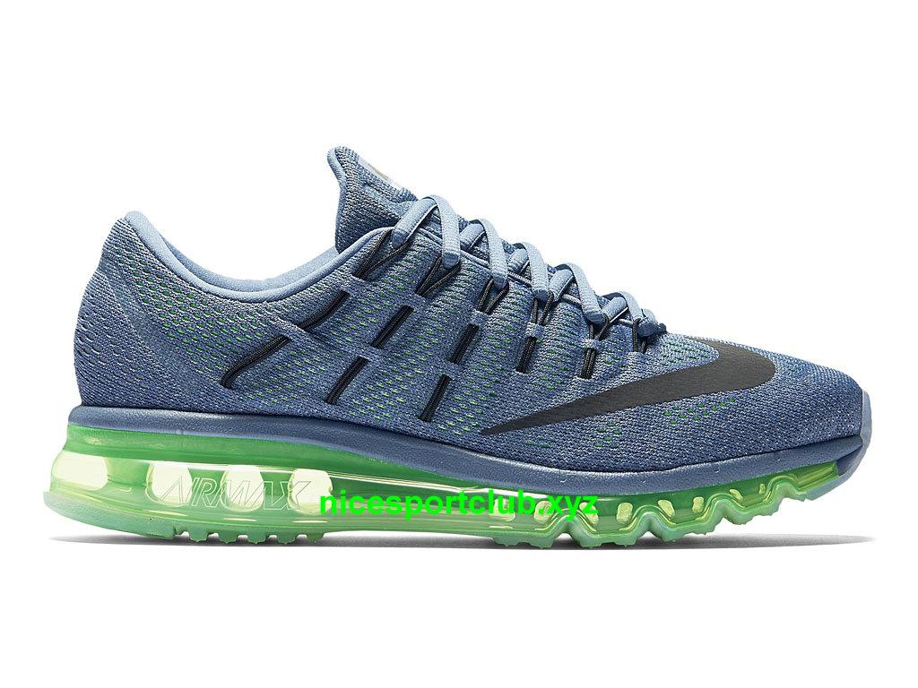 air max 2016 bleu vert