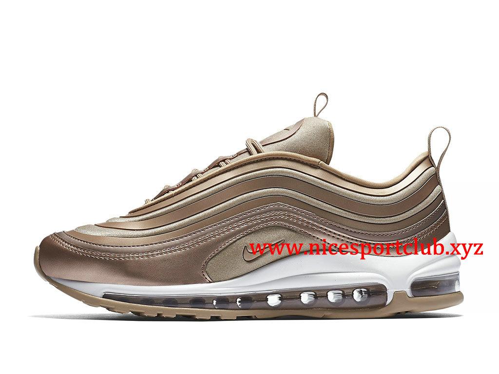 d7d71ef800b7f Chaussures Nike Air Max 97 Ultra Femme Pas Cher Prix Metallic Bronze  917704 902-1711241182 - Nice Sport Club - Boutique Chaussures De Nike Pas  Cher En Ligne ...