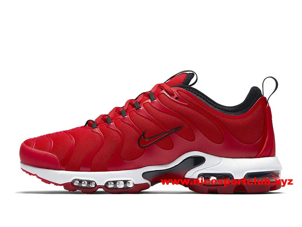 chaussure nike tn rouge
