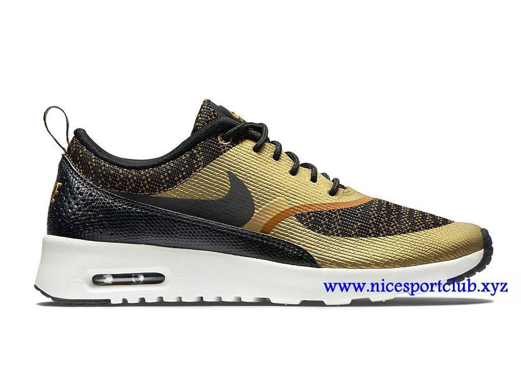 Cher Noiror Pas Air Thea Max Femme Jacquard Prix Nike Chaussures 6qaS41